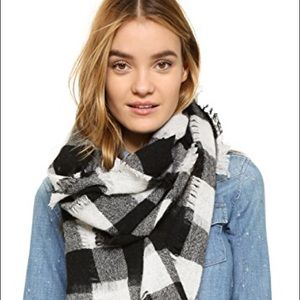 Madewell - Openweave in Buffalo Check
